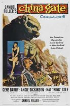 China Gate 1957 DVD - Gene Barry / Angie Dickinson